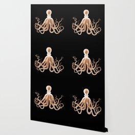 Octopus sea nautical beach coastal Wallpaper