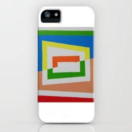 Farbwerk 36 iPhone Case