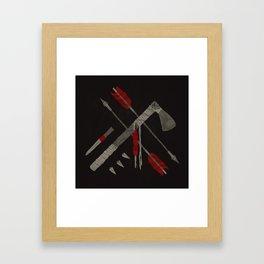 """""""Go West"""" #2 Framed Art Print"""