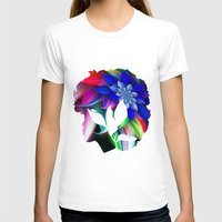 afro T-shirts featuring Afro by SmartyArt Chick
