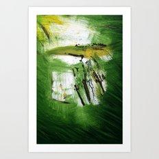 Green Acres Art Print