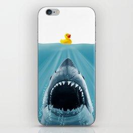 Save Ducky iPhone Skin