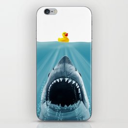 Save Ducky iPhone Skin