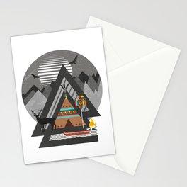 Northwest Passage Stationery Cards