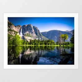Perfection in the Park Art Print