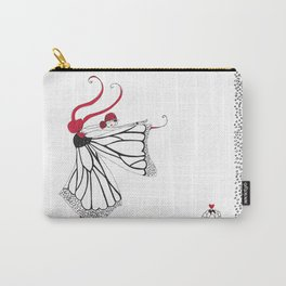 Katharina- Lady butterfly Carry-All Pouch