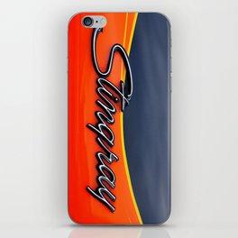 Stingray iPhone Skin