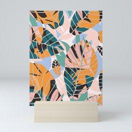 Outdoor summer plant Mini Art Print