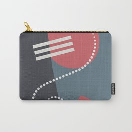 Geometric fun Carry-All Pouch