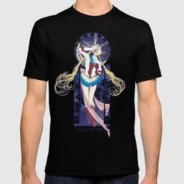 By Moonlight - Sailor Moon nouveau T-shirt