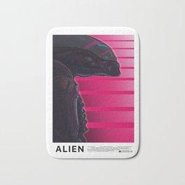 Neon ALIEN Bath Mat