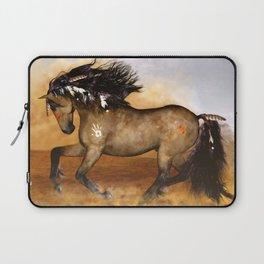 HORSE - Cherokee Laptop Sleeve