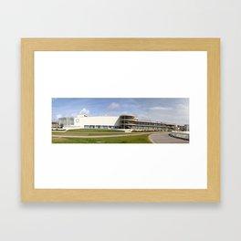 De La Warr Pavilion Bexhill-on-Sea Framed Art Print