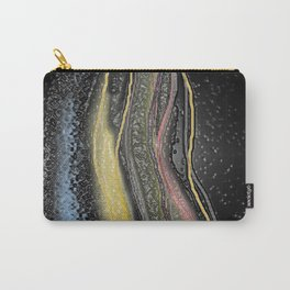 Fire and Ice Digital Painting Carry-All Pouch