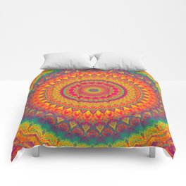 Mandala 507 Comforters