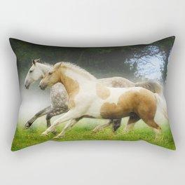 color  dreams Rectangular Pillow