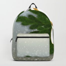 Christmas tag Backpack