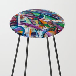 Augurs of Spring Counter Stool