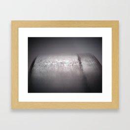 Roads Framed Art Print