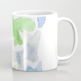 171122 Watercolour Abstract 5|abstract shapes art design colour |shapes art abstract Coffee Mug
