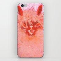 alpaca iPhone & iPod Skins featuring Alpaca!!! by J Han