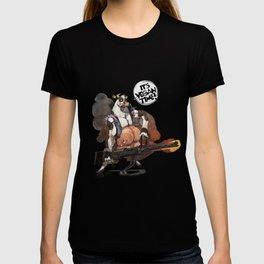 Crazy cow T-shirt