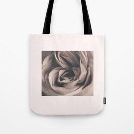 A vintage rose Tote Bag