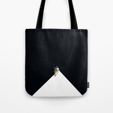 Looking From A Hilltop Tote Bag