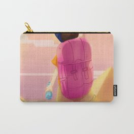 Adevnture Girl Carry-All Pouch