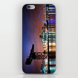 The Clyde Arc iPhone Skin