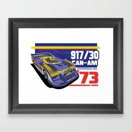 Can-Am 917 Framed Art Print