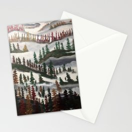 Death & Rebirth of Autumn Stationery Cards
