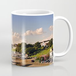 Three Shells Beach Southend on Sea Essex Coffee Mug