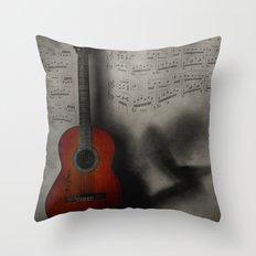 Inspiration (II) Throw Pillow