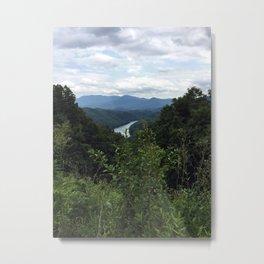Great Smokey Mountains National Park Metal Print