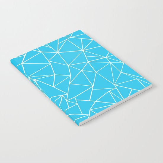 Ab Outline Electric Notebook