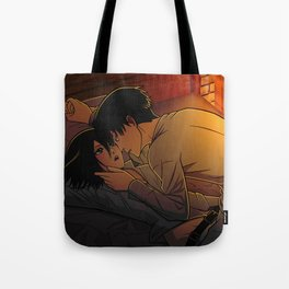 The Corporal's Word Tote Bag
