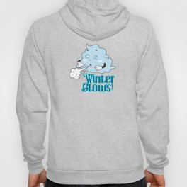 I Hate Winter Weather Blows Cold Bad Snow Ice Holiday Hoody