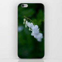 Cinderella Flowers iPhone Skin