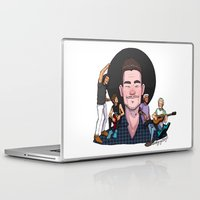 boys Laptop & iPad Skins featuring Liam's Boys by Ashley R. Guillory