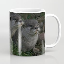 Otter Pair Coffee Mug