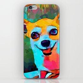 Chihuahua 3 iPhone Skin
