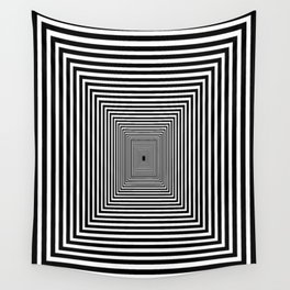 Down the Rabbit Hole Wall Tapestry