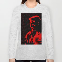 Marv (red edition) Long Sleeve T-shirt