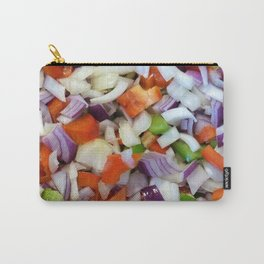 Onions and Bell Peppers Carry-All Pouch