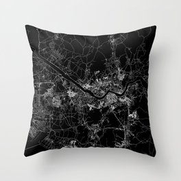 Seoul Throw Pillow