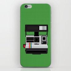 Polaroid Supercolor 635CL iPhone & iPod Skin