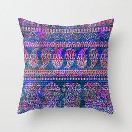 Bodhi CMY Throw Pillow