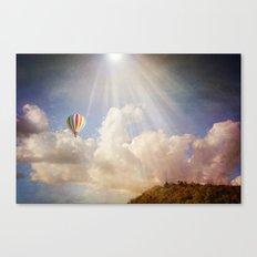 Dreams of Light Canvas Print