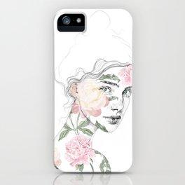 Botanical #1 iPhone Case